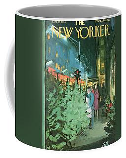 New Yorker December 14th, 1963 Coffee Mug