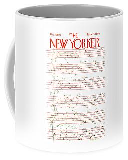 New Yorker December 15th, 1975 Coffee Mug