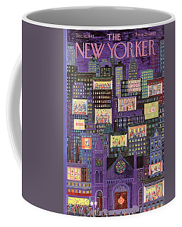 New Yorker December 16th, 1961 Coffee Mug