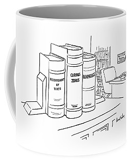 New Yorker December 16th, 1974 Coffee Mug