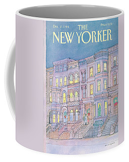 New Yorker December 17th, 1984 Coffee Mug
