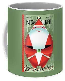 New Yorker December 17th, 2007 Coffee Mug