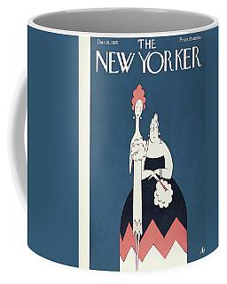 New Yorker December 19th, 1925 Coffee Mug