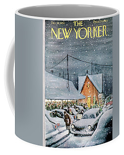 New Yorker December 19th, 1959 Coffee Mug