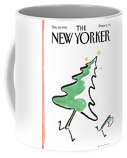 New Yorker December 19th, 1988 Coffee Mug