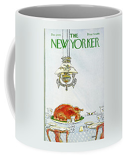 New Yorker December 1st, 1975 Coffee Mug