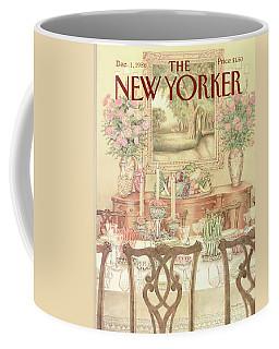 New Yorker December 1st, 1986 Coffee Mug