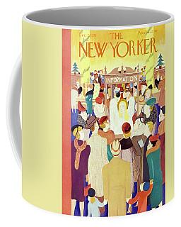 New Yorker December 2 1939 Coffee Mug