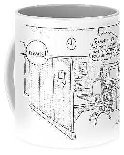 New Yorker December 20th, 1999 Coffee Mug
