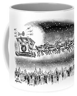 New Yorker December 21st, 1992 Coffee Mug