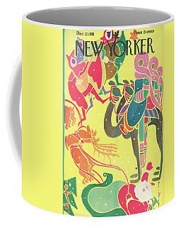 New Yorker December 22nd, 1928 Coffee Mug