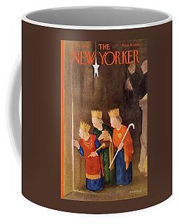 New Yorker December 22nd, 1951 Coffee Mug