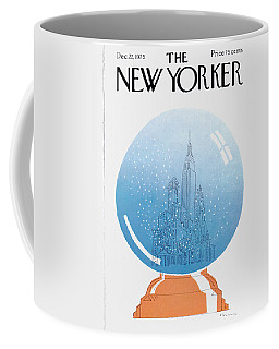 New Yorker December 22nd, 1975 Coffee Mug