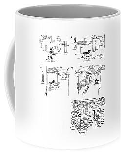 New Yorker December 23rd, 1944 Coffee Mug