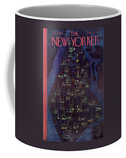 New Yorker December 23, 1950 Coffee Mug