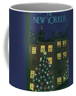 New Yorker December 24th, 1938 Coffee Mug