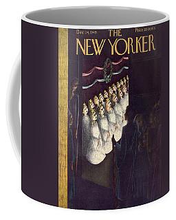 New Yorker December 24th, 1949 Coffee Mug