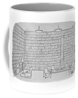 New Yorker December 25th, 1954 Coffee Mug