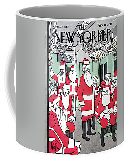 New Yorker December 25th, 1965 Coffee Mug