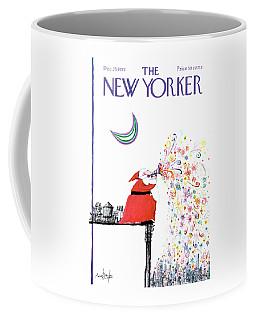 New Yorker December 25th, 1971 Coffee Mug