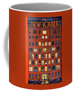 New Yorker December 26, 1953 Coffee Mug
