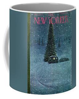 New Yorker December 27th, 1947 Coffee Mug