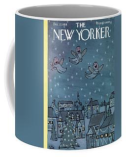 New Yorker December 27th, 1958 Coffee Mug