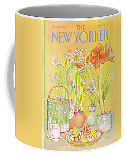 New Yorker December 27th, 1982 Coffee Mug