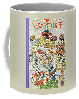 New Yorker December 28th, 1957 Coffee Mug