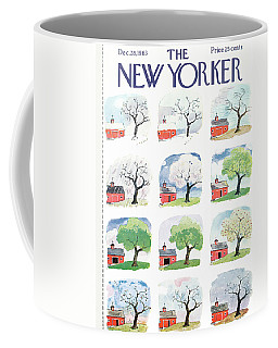 New Yorker December 28th, 1963 Coffee Mug