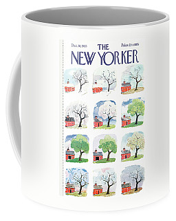 New Yorker December 28th, 1963 Coffee Mug