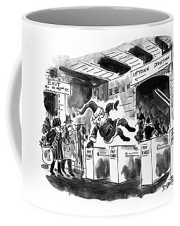 New Yorker December 28th, 1992 Coffee Mug