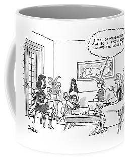 New Yorker December 30th, 1991 Coffee Mug