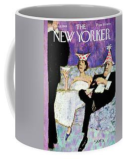 New Yorker December 31st, 1966 Coffee Mug