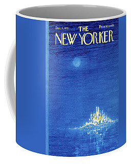 New Yorker December 3rd, 1973 Coffee Mug