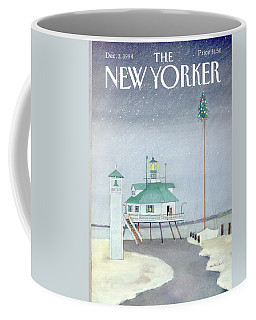 New Yorker December 3rd, 1984 Coffee Mug