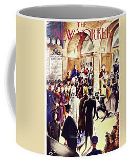 New Yorker December 4 1937 Coffee Mug