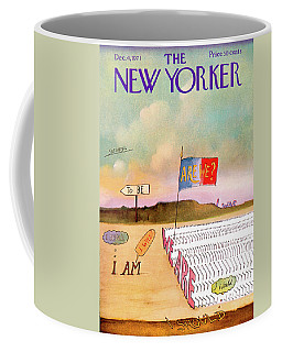 New Yorker December 4th, 1971 Coffee Mug