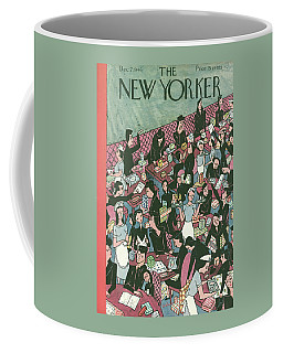 New Yorker December 7, 1946 Coffee Mug