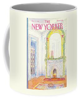 New Yorker December 9th, 1985 Coffee Mug