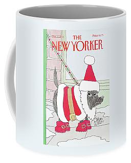 New Yorker December 9th, 1991 Coffee Mug
