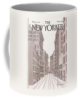 New Yorker February 10th, 1986 Coffee Mug