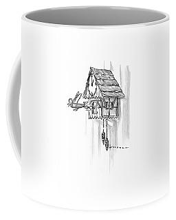 New Yorker February 10th, 1997 Coffee Mug