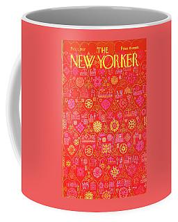 New Yorker February 11th, 1967 Coffee Mug