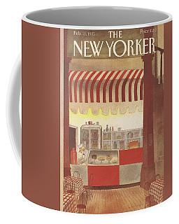 New Yorker February 11th, 1985 Coffee Mug