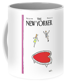 New Yorker February 12th, 1990 Coffee Mug