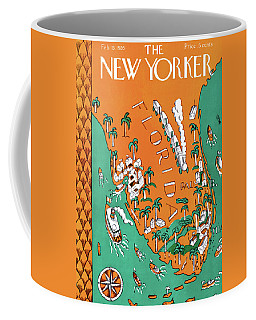 New Yorker February 13th, 1926 Coffee Mug