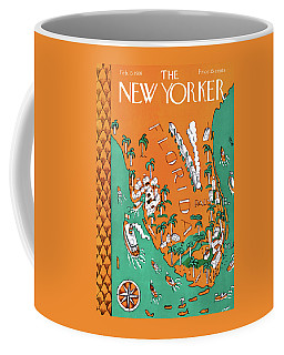 New Yorker February 13th, 1926 Coffee Mug