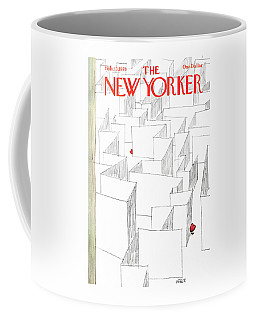 New Yorker February 13th, 1978 Coffee Mug