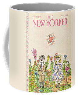New Yorker February 13th, 1984 Coffee Mug